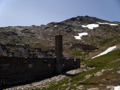 Lac Blanc - Caserma Malamot
